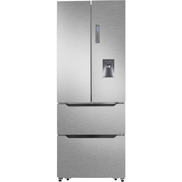 hisense rf528n4wc1 inox au meilleur prix comparez les offres de r frig rateur cong lateur. Black Bedroom Furniture Sets. Home Design Ideas