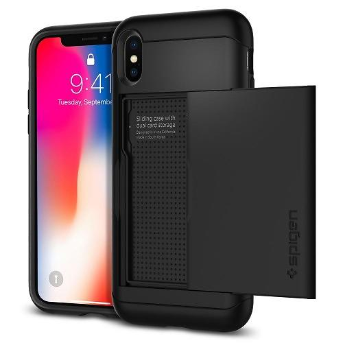 Spigen Slim Armor CS for iPhone X