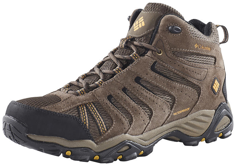 Columbia North Plains II Mid WP (Uomo)
