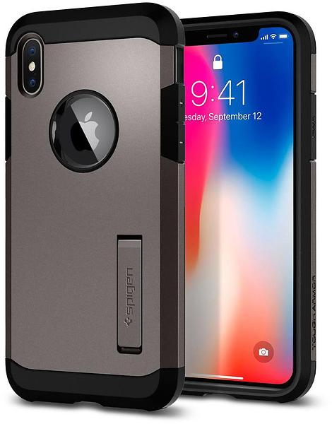 Spigen Tough Armor for iPhone X/XS