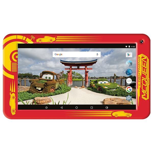 """eStar Themed Tablet Cars 7"""" 8GB"""