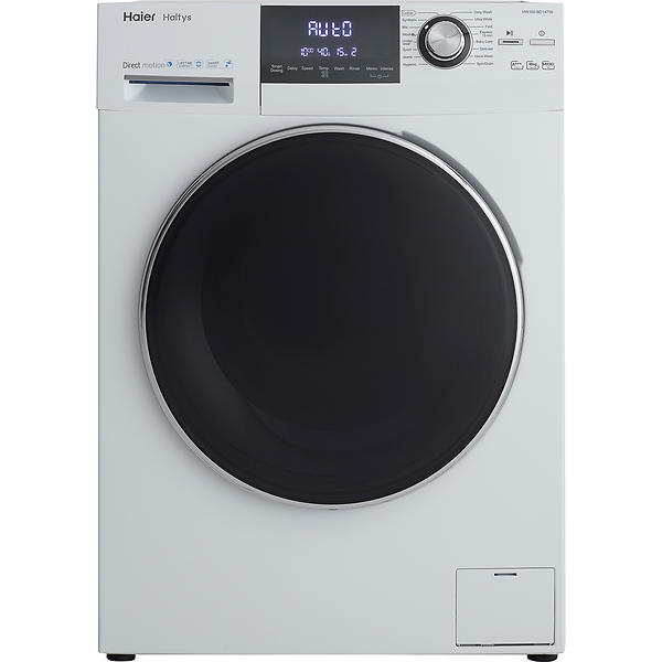 haier hw100 bd14756 blanc au meilleur prix comparez les offres de machine laver sur. Black Bedroom Furniture Sets. Home Design Ideas