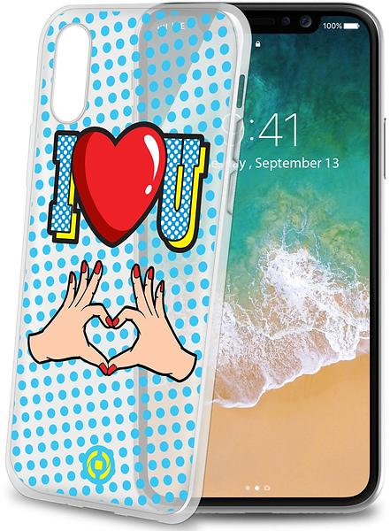 Celly Teen Cover for iPhone X