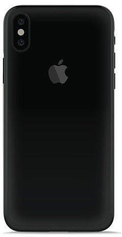 Puro Plasma Cover for iPhone X/XS