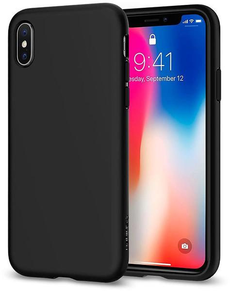 Spigen Liquid Crystal for iPhone X/XS