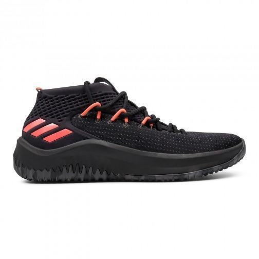 promo code f491c 4a943 Storico dei prezzi di Adidas Dame 4 (Uomo) Scarpa per sport indoor - Trova  il miglior prezzo