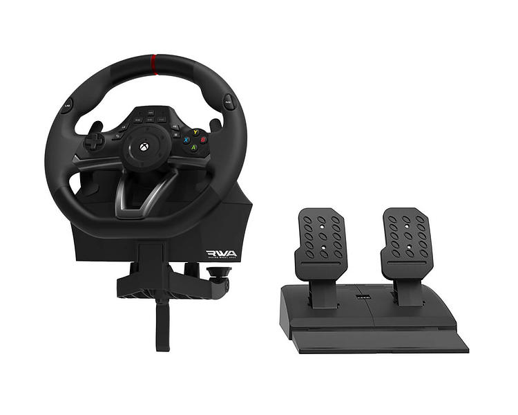 hori racing wheel overdrive xbox one au meilleur prix. Black Bedroom Furniture Sets. Home Design Ideas