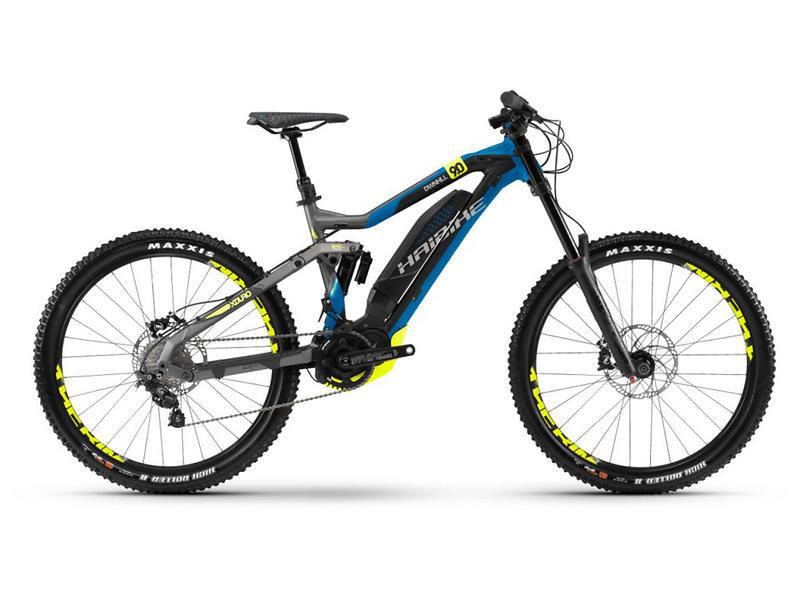 Haibike XDURO Dwnhll 9.0 2018 (E-bike)