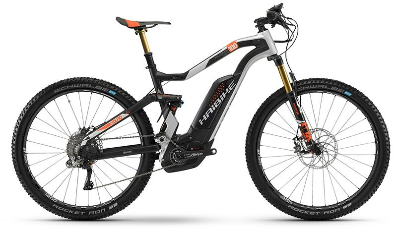 Haibike XDURO FullSeven Carbon 10.0 2018 (E-bike)
