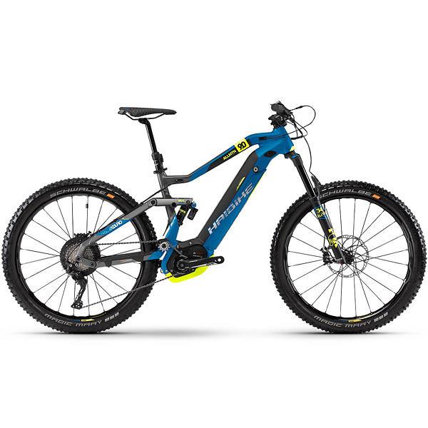 Haibike XDURO AllMtn 9.0 2018 (E-bike)