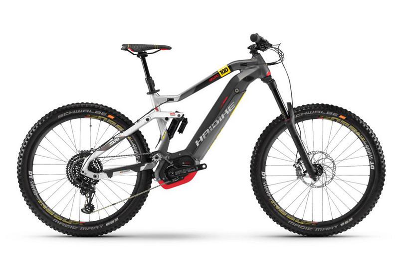 Haibike XDURO NDURO 10.0 2018 (E-bike)