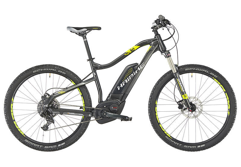 Haibike SDURO HardSeven 4.0 2018 (E-bike)