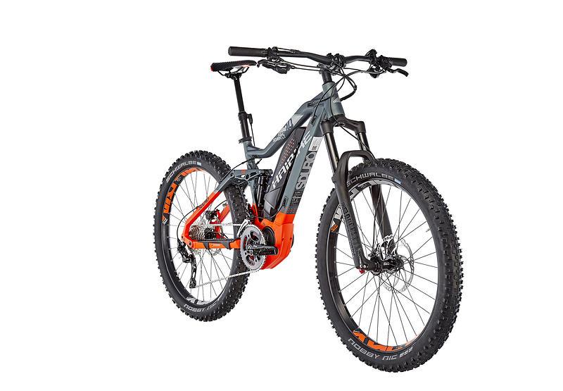 Haibike SDURO FullSeven LT 8.0 2018 (E-bike)