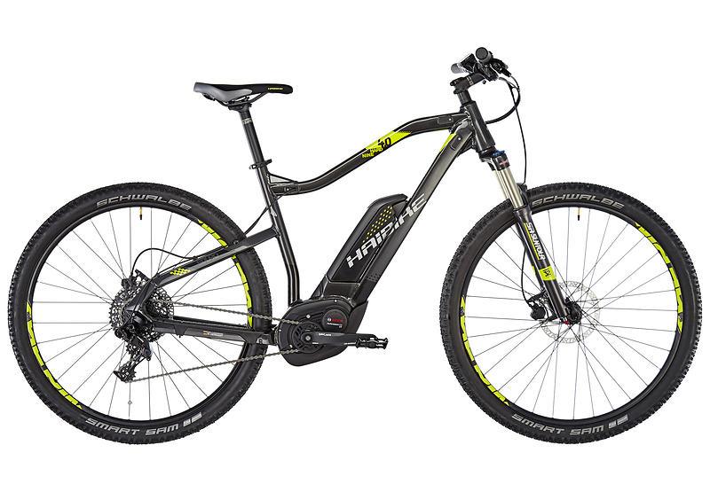 Haibike SDURO HardNine 4.0 2018 (E-bike)