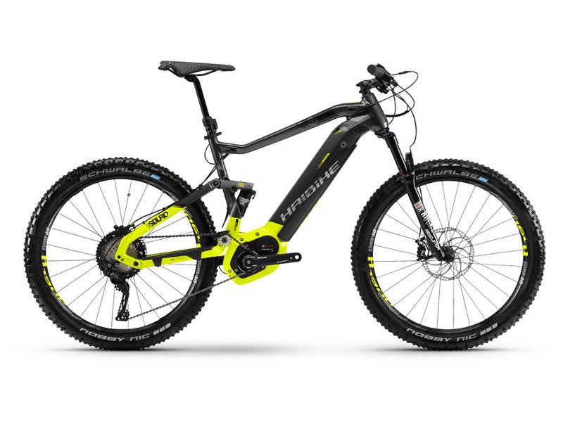 Haibike SDURO FullSeven 9.0 2018 (E-bike)
