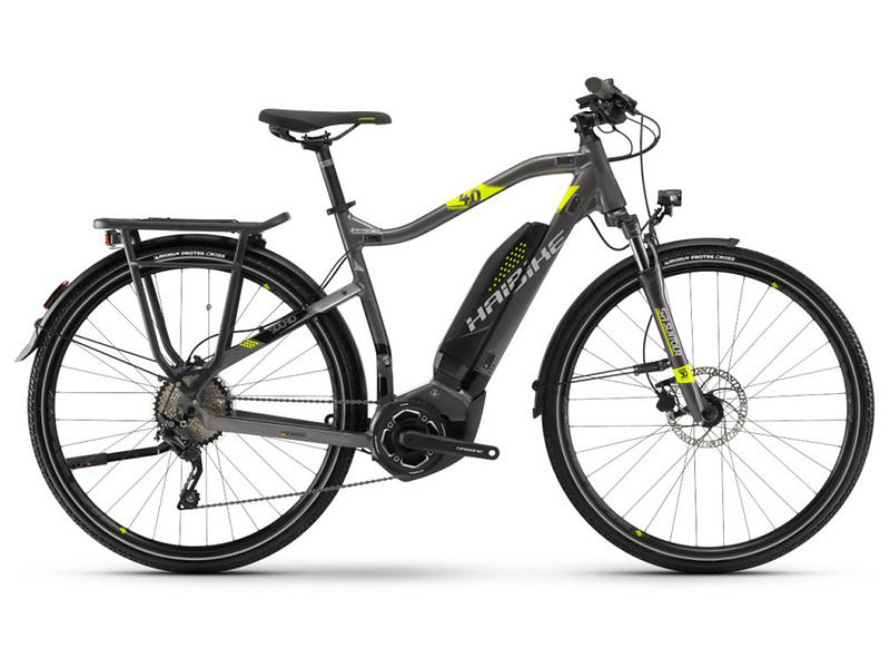 Haibike SDURO Trekking 4.0 2018 (E-bike)