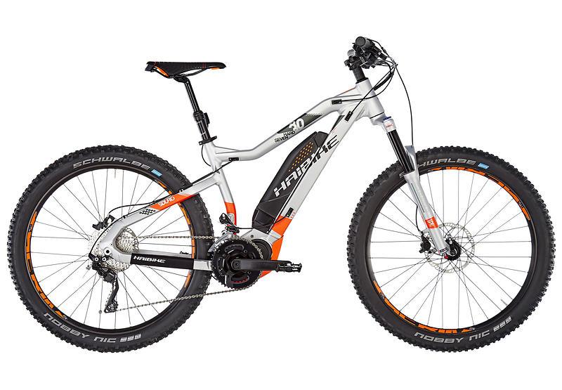 Haibike SDURO HardSeven 8.0 2018 (E-bike)