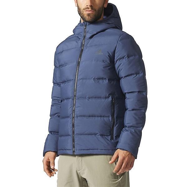 Adidas Helionic Hooded Down Jacket (Uomo)
