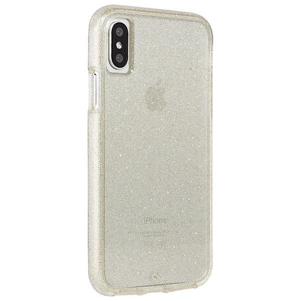 Case-Mate Sheer Glam Case for iPhone X