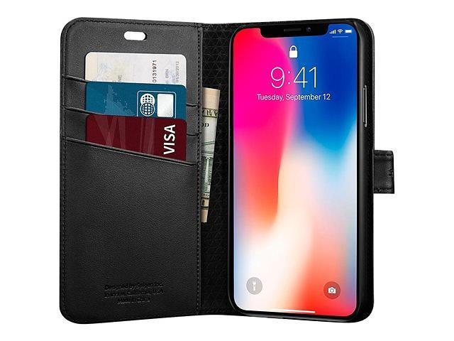 Spigen Wallet S for iPhone X