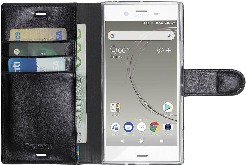 Krusell Ekerö FolioWallet 2in1 for Sony Xperia XZ1