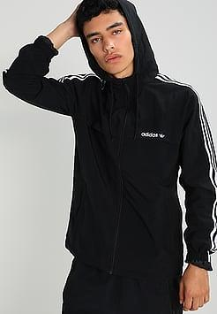 Adidas 3-Striped Windbreaker Jacket (Uomo)