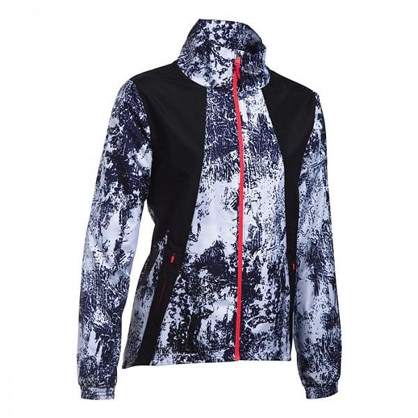 Under Armour International Printed Run Jacket (Donna)