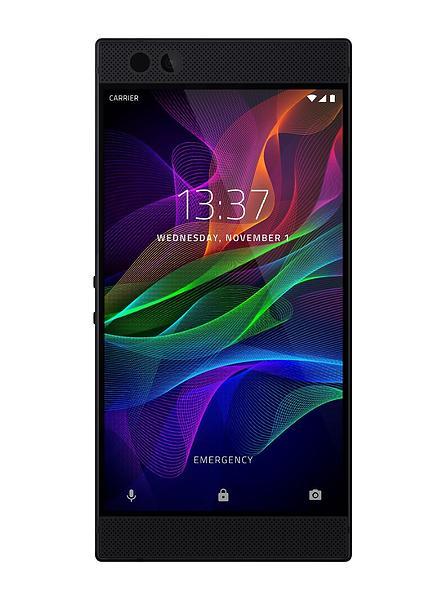 Bild på Razer Phone från Prisjakt.nu