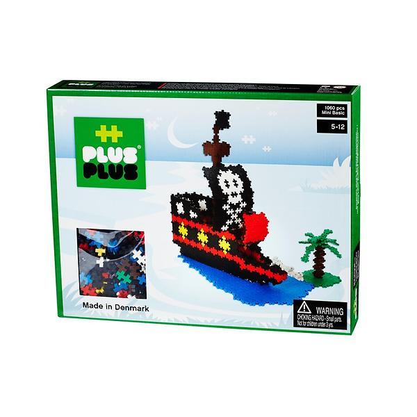 plus plus mini basic bateau pirate 1060 pcs au meilleur prix comparez les offres de nouveau. Black Bedroom Furniture Sets. Home Design Ideas