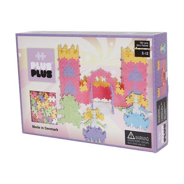 les meilleures offres de plus plus mini pastel ch teau 760 pcs nouveau jouet comparez les prix. Black Bedroom Furniture Sets. Home Design Ideas