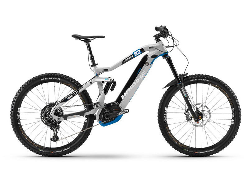 Haibike XDURO NDURO Tschugg 23 2018 (E-bike)