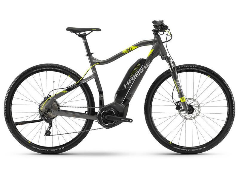 Haibike SDURO Cross 4.0 2018 (E-bike)