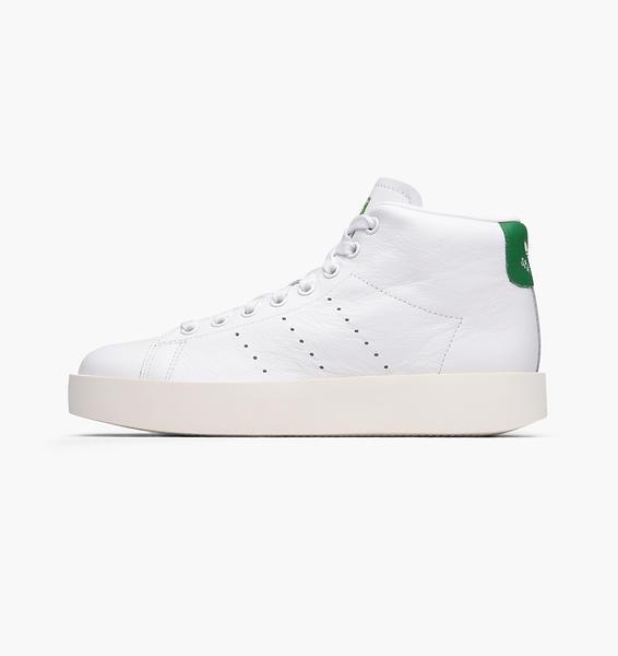 Adidas Originals Stan Smith Bold Leather Mid (Donna)