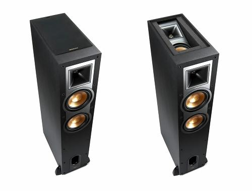 les meilleures offres de klipsch r 26fa enceinte colonne. Black Bedroom Furniture Sets. Home Design Ideas