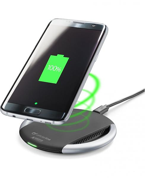 Cellularline Wireless Adaptive Charger