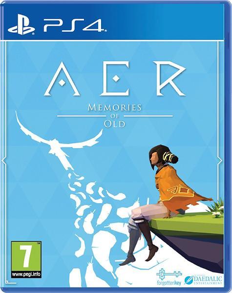 Bild på AER - Memories of Old (PS4) från Prisjakt.nu