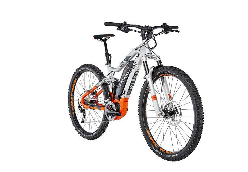 Haibike SDURO FullNine 8.0 2018 (E-bike)