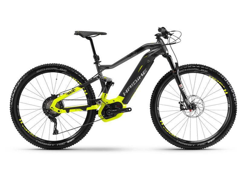 Haibike SDURO FullNine 9.0 2018 (E-bike)