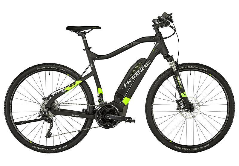 Haibike SDURO Cross 6.0 2018 (E-bike)
