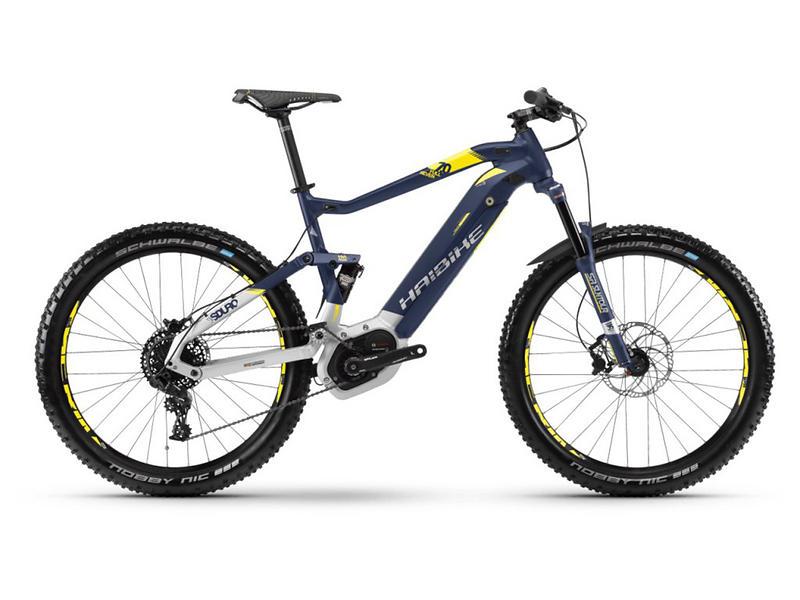 Haibike SDURO FullSeven 7.0 2018 (E-bike)