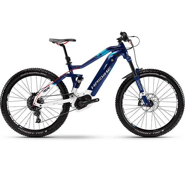 Haibike SDURO FullLife LT 7.0 Donna 2018 (E-bike)