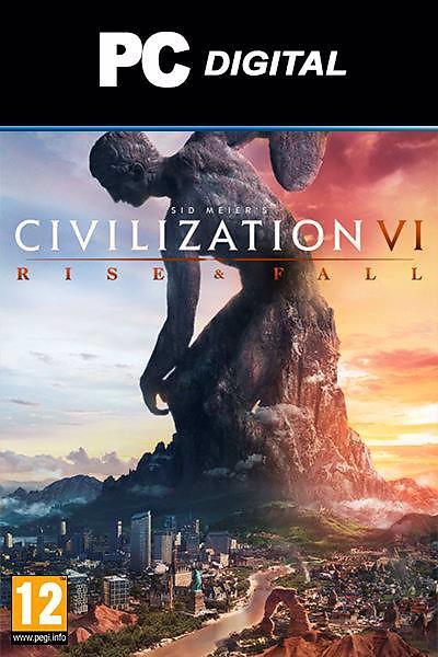Bild på Sid Meier's Civilization VI Expansion: Rise and Fall från Prisjakt.nu