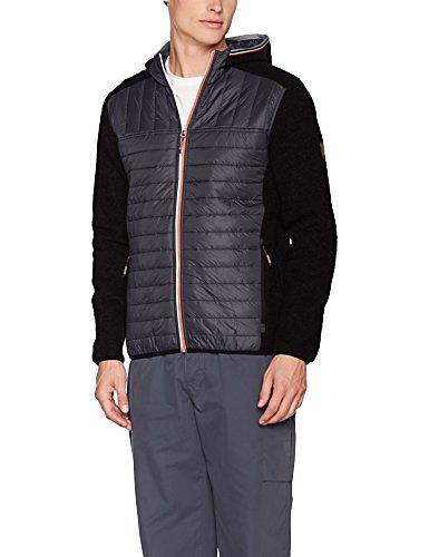 CMP Fix Hood Wooltech Jacket 3M34177 (Uomo)