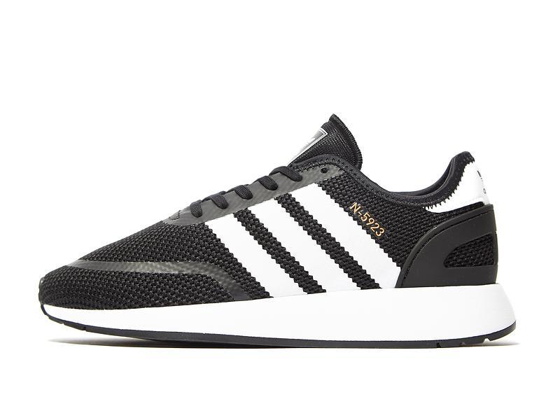 promo code 6235d c7bee Prisutviklingen på Adidas Originals N-5923 (Unisex) Fritidssko og joggesko  barn junior - Lavest Pris