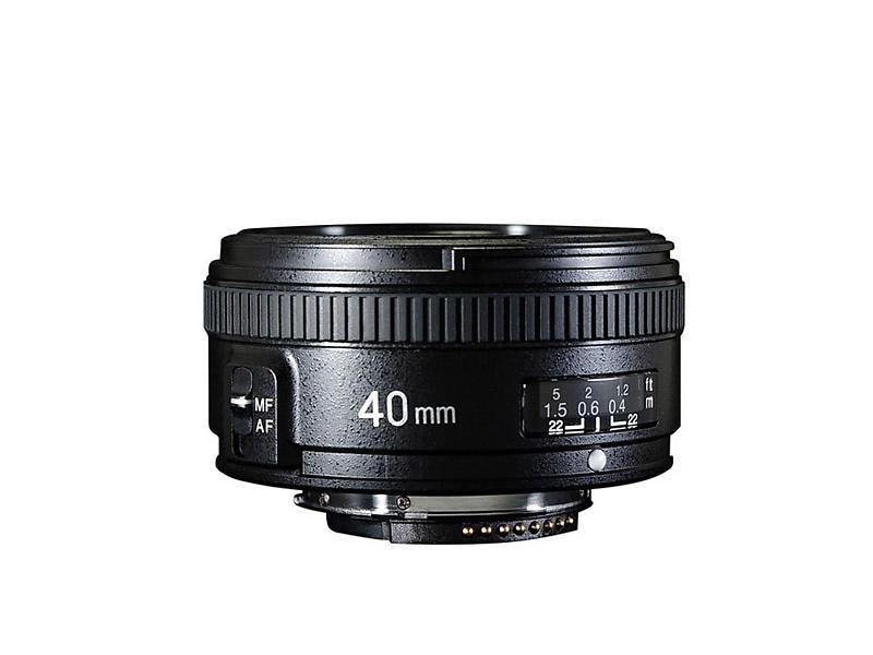 Yongnuo 40/2,8 for Nikon