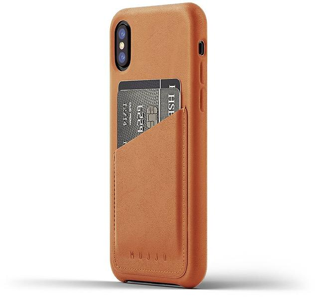 Bild på Mujjo Leather Wallet Case for iPhone X från Prisjakt.nu