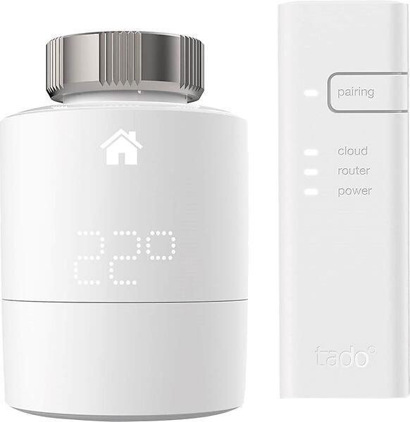 Bild på Tado Smart Radiator Thermostat Starter Kit från Prisjakt.nu