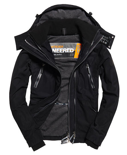Best deals on Superdry Microfibre Hooded SD-Wind Attacker