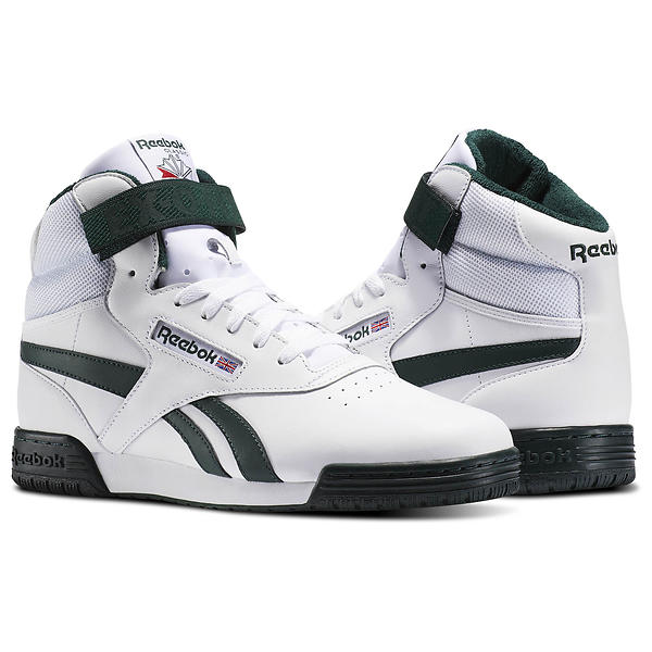 Reebok Ex O Fit Clean Hi S (Men's)