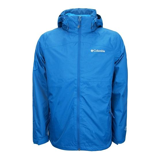 Columbia Aravis Explorer Interchange Jacket (Uomo)